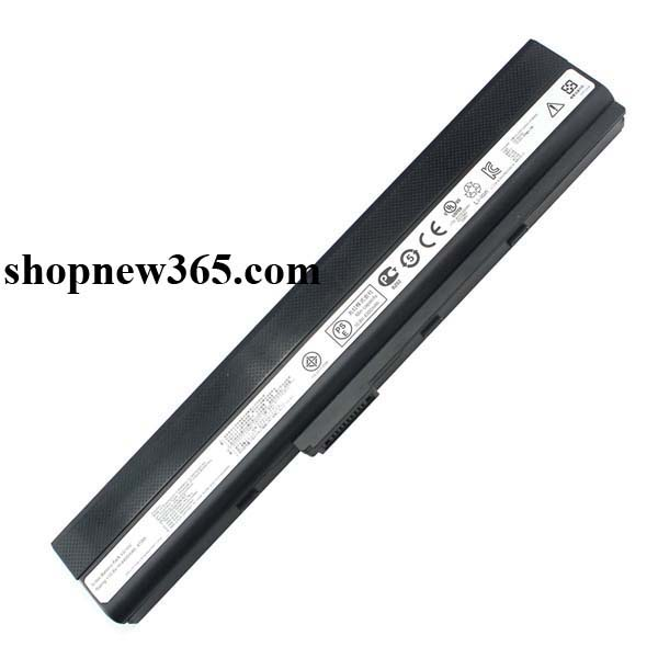 pin battery laptop asus a52f
