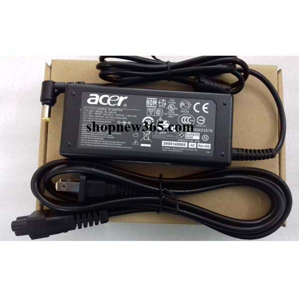 sac adapter acer 19v-3.42a