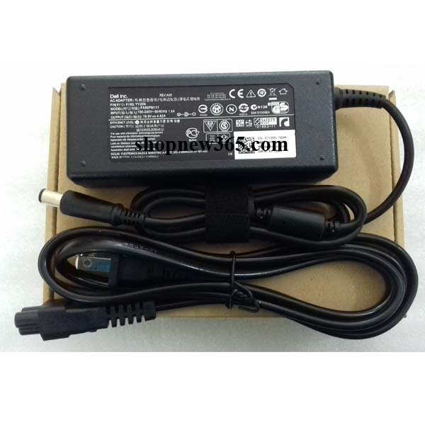 sac adapter dell 19.5v-3.34a