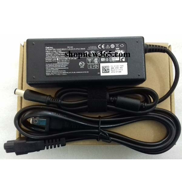 sac adapter laptop dell 19.5v-4.62a